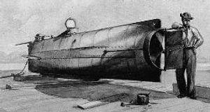 Marine-Ingenieur Horace Hunley