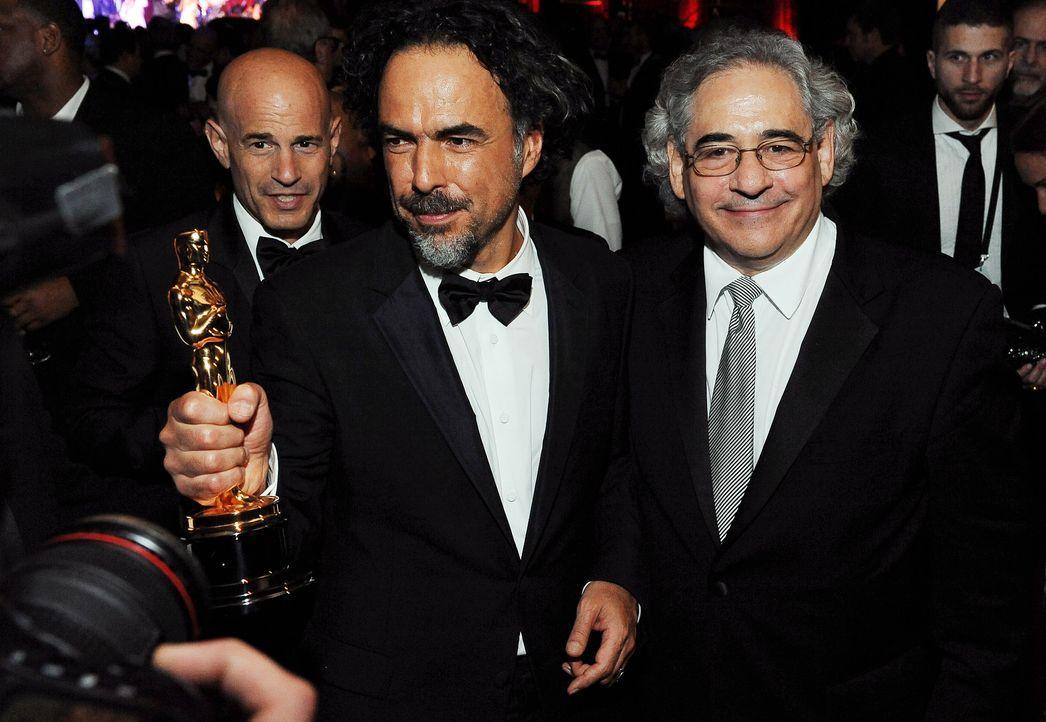 oscars-governors-ball-Alejandro-G-Inarritu-150222-AFP - Bildquelle: AFP