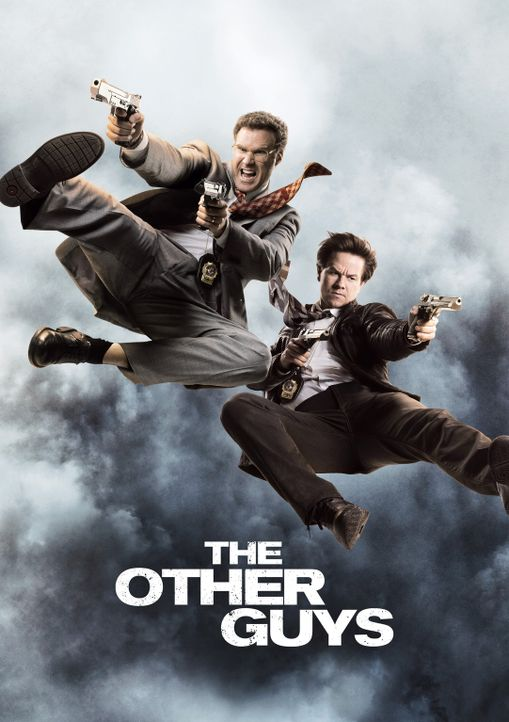 The Other Guys - Plakatmotiv - Bildquelle: 2010 Columbia Pictures Industries, Inc. All Rights Reserved.