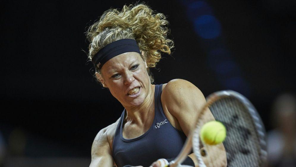 Laura Siegemund scheidet im Viertelfinale aus - Bildquelle: PIXATHLONPIXATHLONSID