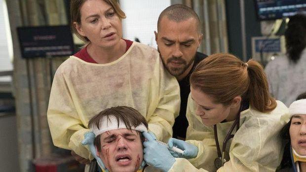 Grey's Anatomy - Grey's Anatomy - Staffel 14 Episode 7: Geister Der Vergangenheit