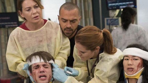 Sendung Verpasst | Grey\'s Anatomy, Grey\'s Anatomy - Staffel 14 ...