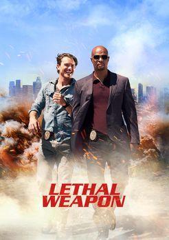 Lethal Weapon - (1. Staffel) - Gehen gemeinsam auf Verbrecherjagd: Martin Rig...