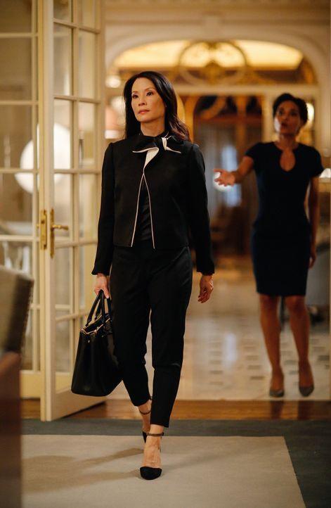 Um einen dreifachen Mord aufzuklären, bemüht sich Watson (Lucy Liu) um eine Partnerschaft mit dem FBI ... - Bildquelle: Tom Concordia 2015 CBS Broadcasting, Inc. All Rights Reserved