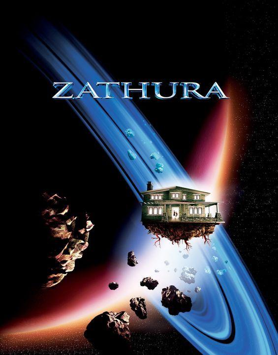 """Das mysteriöse Brettspiel """"Zathura"""" befördert die beiden Brüder Walter und Danny in die unendlichen Weiten des Weltalls, wo sie gefährliche Aben... - Bildquelle: Sony Pictures Television International. All Rights Reserved."""