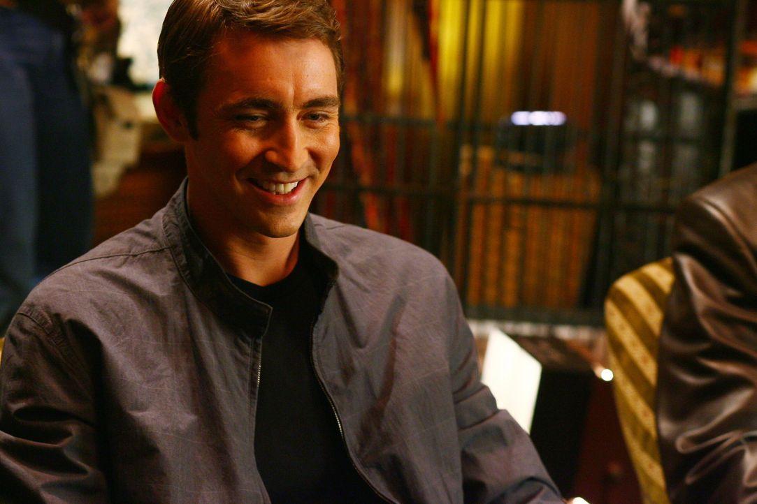 Ned (Lee Pace) kann aus seiner Begabung Kapital schlagen: Er löst mit seinem Freund Mordfälle und kassiert das ausgesetzte Lösegeld ... - Bildquelle: Warner Brothers