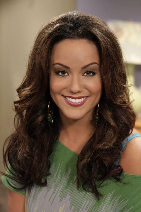 (1. Staffel) - Ganz im Gegensatz zu ihrer Schwester Molly kann Victoria Flynn (Katy Mixon) essen was sie will, ohne zuzunehmen und auch sonst sind d... - Bildquelle: 2010 CBS Broadcasting Inc. All Rights Reserved.