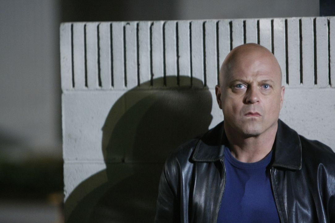 Mackey (Michael Chiklis) hegt tiefen Hass gegen Shane. Setzt er deshalbt sogar seine eigene Existenz aufs Spiel? - Bildquelle: 2007 Twentieth Century Fox Film Corporation. All Rights Reserved.
