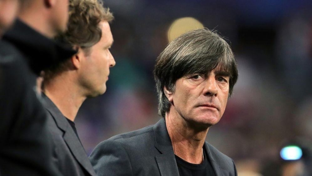Bundestrainer Joachim Löw - Bildquelle: pixathlonpixathlonSID