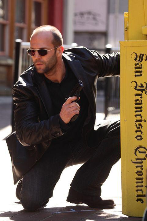 Auch FBI-Agent Jack Crawford (Jason Statham) ist nicht derjenige, für den ihn alle halten ... - Bildquelle: Constantin Film