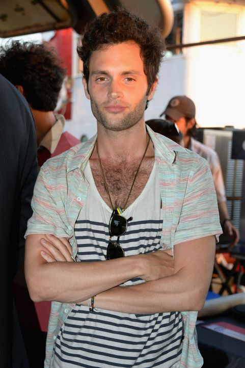 Gossip Girl Star Penn Badgley - Bildquelle: AFP