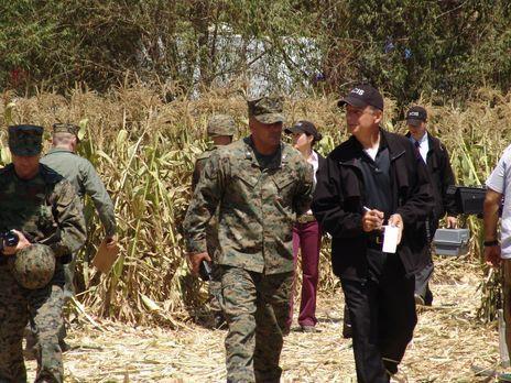 Navy CIS - Nachdem ein Pilot spurlos verschwunden ist, beginnt Gibbs (Mark Ha...