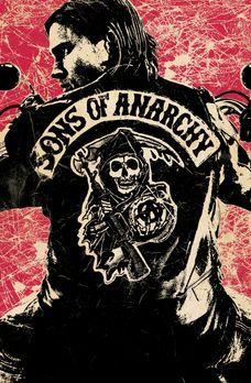 """Sons of Anarchy - (1. Staffel) - """"Sons of Anarchy""""-Artwork - Bildqu..."""