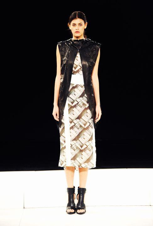 Fashionweek-NY-Alisar-Ailabouni-Brandon-Sun-Presentation-2-13-09-11-AFP - Bildquelle: AFP