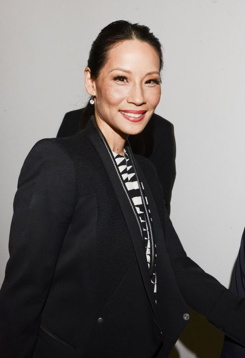 FW-NY-Lucy-Liu-14-02-09-getty-AFP - Bildquelle: getty-AFP