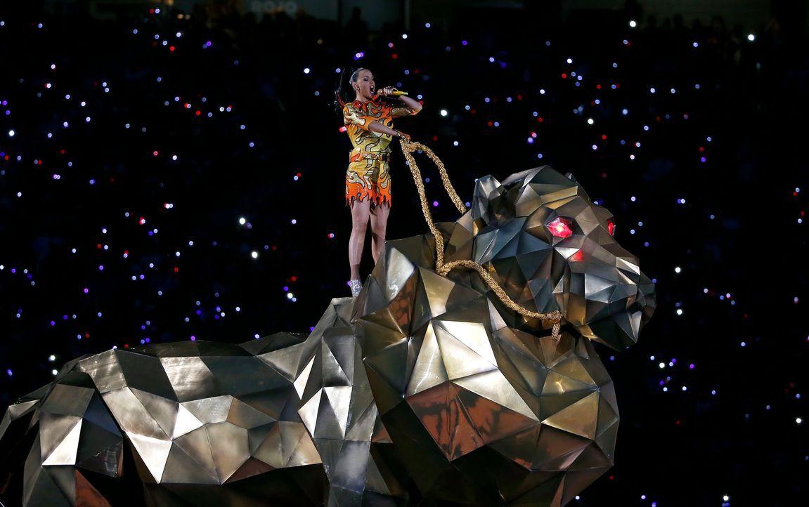 Super-Bowl-Katy-Perry-15-02-01-3-dpa - Bildquelle: dpa