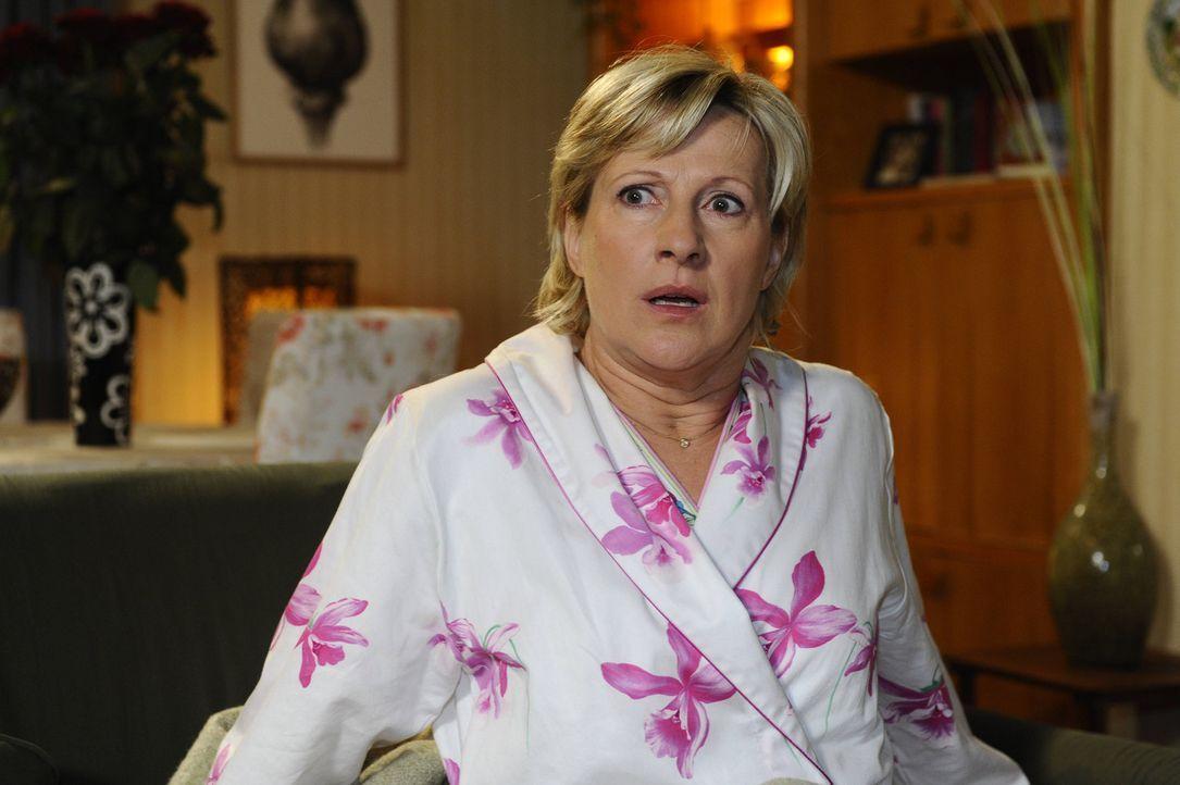 Ihre Nerven liegen blank: Susanne (Heike Jonca) ... - Bildquelle: SAT.1
