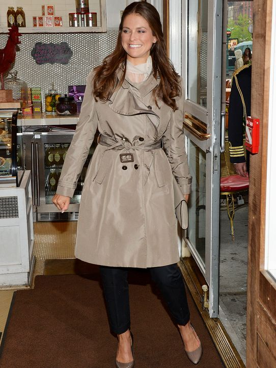 Prinzessin-Madeleine-von-Schweden-13-05-08-getty-AFP - Bildquelle: getty-AFP
