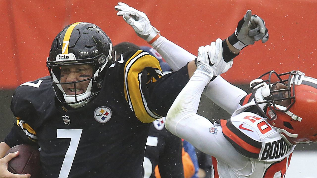 Ben Roethlisberger (Pittsburgh Steelers) - Bildquelle: imago/ZUMA Press