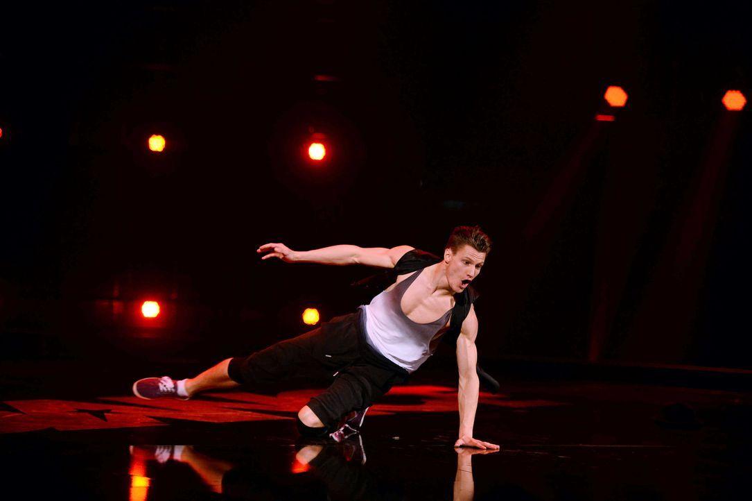 Got-To-Dance-Ilya-04-SAT1-ProSieben-Willi-Weber - Bildquelle: SAT.1/ProSieben/Willi Weber