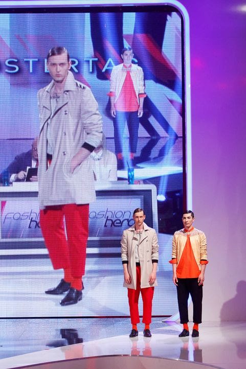 Fashion-Hero-Epi05-Show-18-ProSieben-Richard-Huebner - Bildquelle: Richard Huebner
