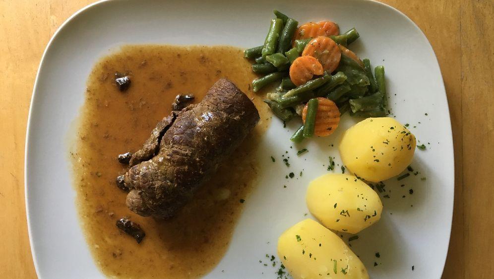 Roastbeef mit Ebly - Bildquelle: Pixabay