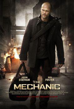 The Mechanic - THE MECHANIC - Plakatmotiv - Bildquelle: 2010 SCARED PRODUCTIO...