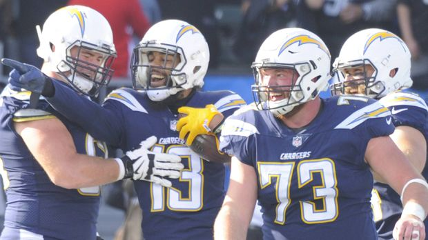 21. Los Angeles Chargers - Bildquelle: imago/UPI Photo