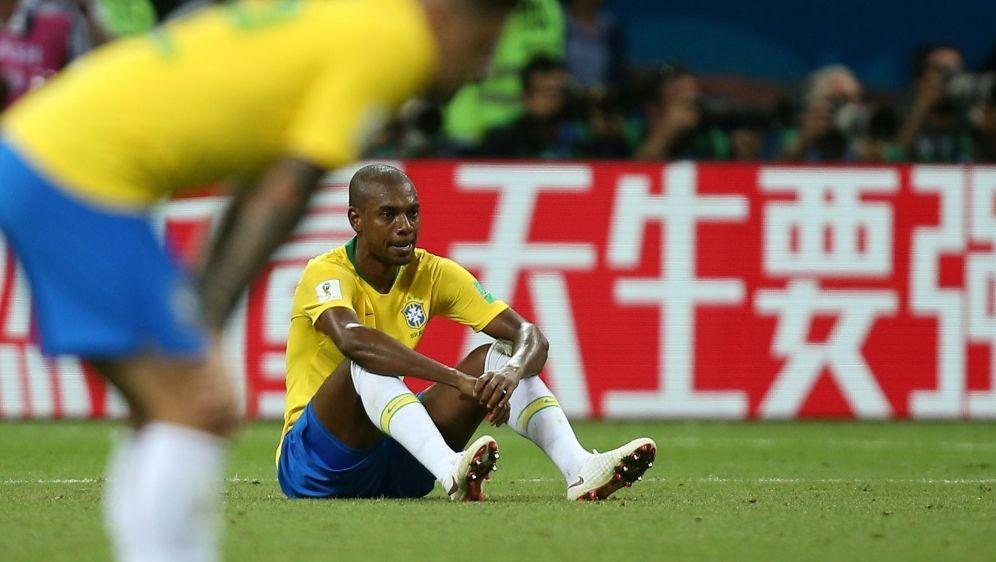 Nach Eigentor: Morddrohungen gegen Fernandinho - Bildquelle: AFPSIDRoman Kruchinin