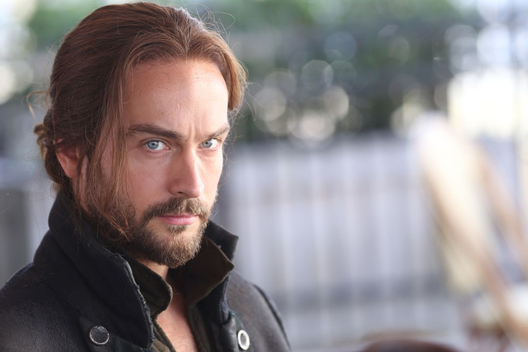 Erkennt Ichabod (Tom Mison) zu spät, dass die Mutter der kleinen Sara ihre ganz eigenen Pläne verfolgt? - Bildquelle: 2014 Fox and its related entities. All rights reserved.
