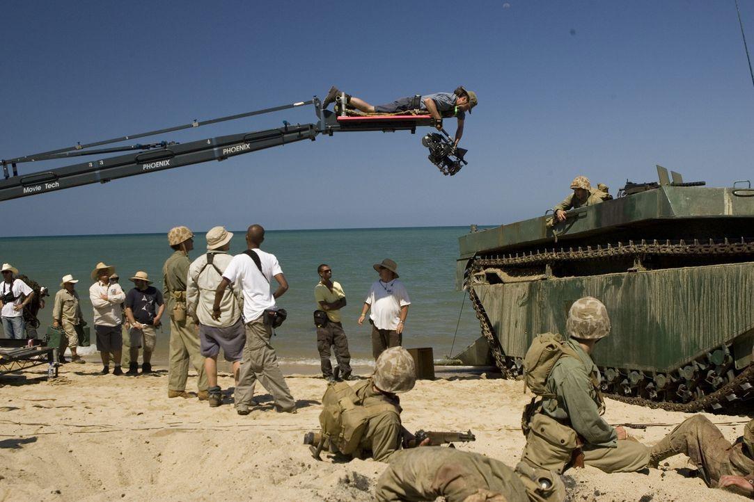 """Der Schauplatz der Miniserie """"The Pacific"""" ist der Pazifikraum während des Zweiten Weltkriegs. Hauptdrehorte allerdings waren Port Douglas (Queensl... - Bildquelle: Home Box Office Inc. All Rights Reserved."""