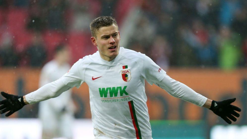 Augsburg voraussichtlich ohne Finnbogason gegen Bayern - Bildquelle: PIXATHLONPIXATHLONSID