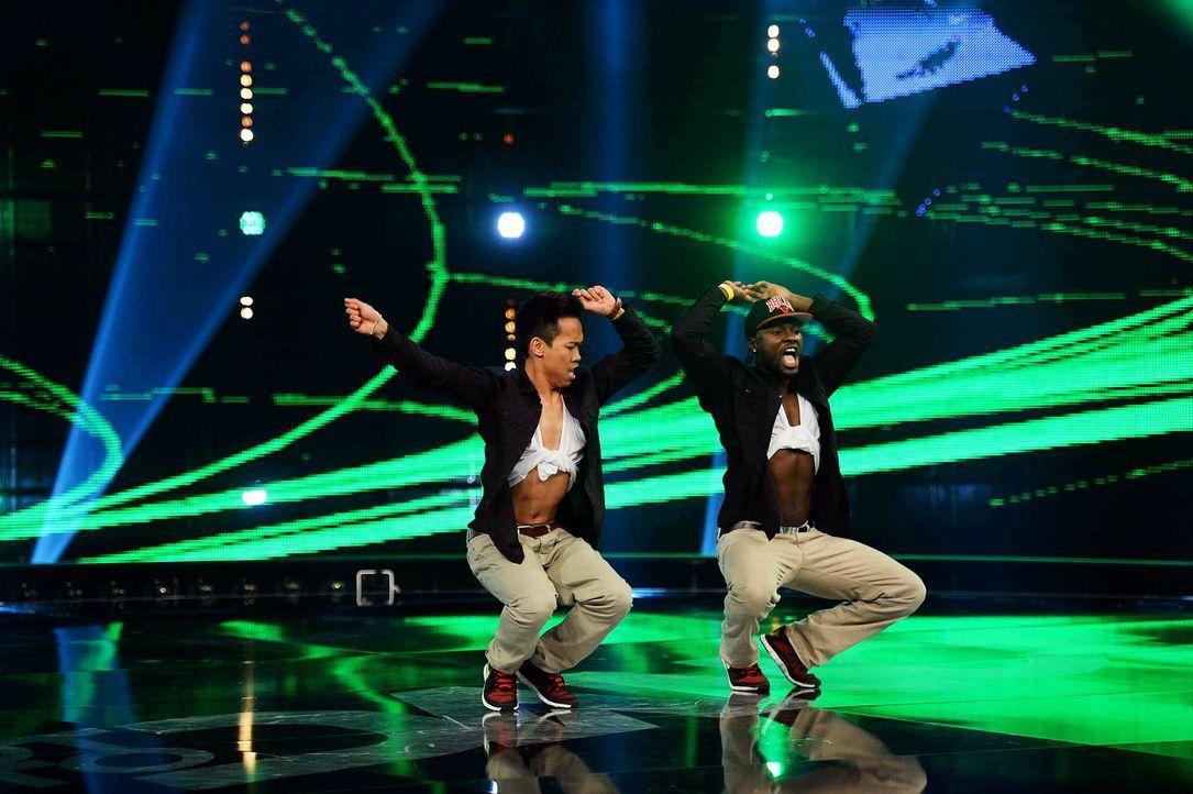 Got-To-Dance-The-Future-Boyz-05-SAT1-ProSieben-Willi-Weber - Bildquelle: SAT.1/ProSieben/Willi Weber