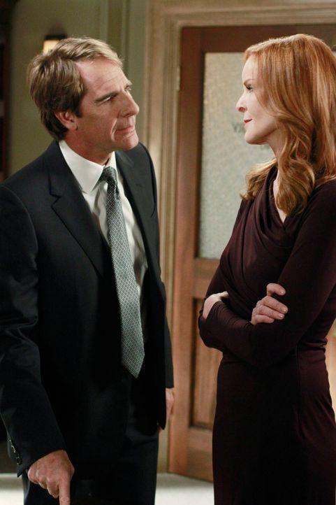 Werden sie den Fall gewinnen können? Trip (Scott Bakula, l.) und Bree (Marcia Cross, r.) ... - Bildquelle: ABC Studios