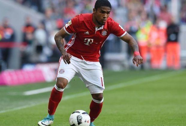 Douglas Costa vor Wechsel nach Turin