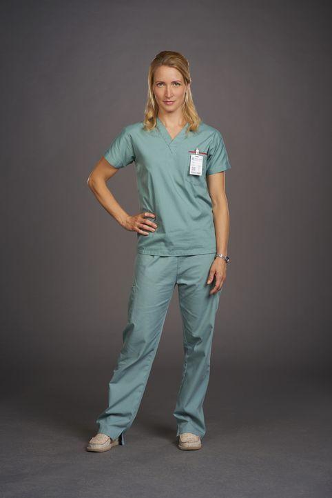 (3. Staffel) - Dawn (Michelle Nolden) beginnt, sich Gedanken über ihre Familienplanung zu machen - ist es dafür bereits zu spät? - Bildquelle: 2014 Hope Zee Three Inc.