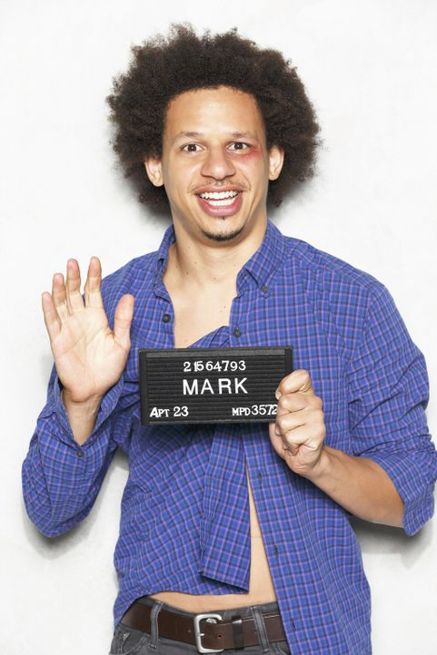 (2. Staffel) - Ist Junes Vertrauter in New York - ob er will oder nicht: Mark (Eric Andre) ... - Bildquelle: 2012 American Broadcasting Companies. All rights reserved.