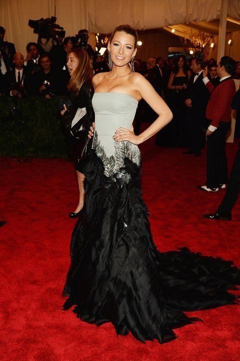 Gossip Girl Star Blake Lively - Bildquelle: AFP
