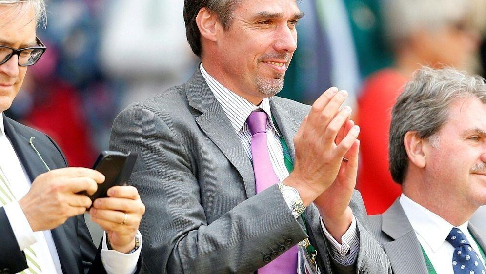 Michael Stich spricht sich gegen Davis-Cup-Reform aus - Bildquelle: PIXATHLONPIXATHLONSID
