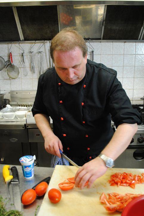"""Jens (42) betreibt ein gutbürgerliches Restaurant: die """"Alte Ratsklause"""". Doch die Gäste bleiben leider aus. Warum? Inhaber Jens weiß es einfach nic... - Bildquelle: kabel eins"""