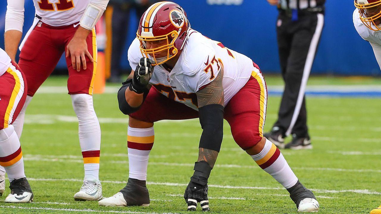 Brandon Scherff (Washington Redskins) - Bildquelle: imago/Icon SMI