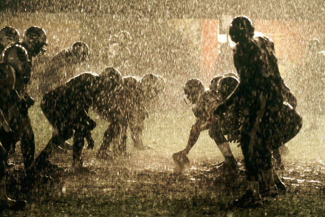 An jedem verdammten Sonntag wird das Spielfeld zum Schlachtfeld! - Bildquelle: Warner Brothers