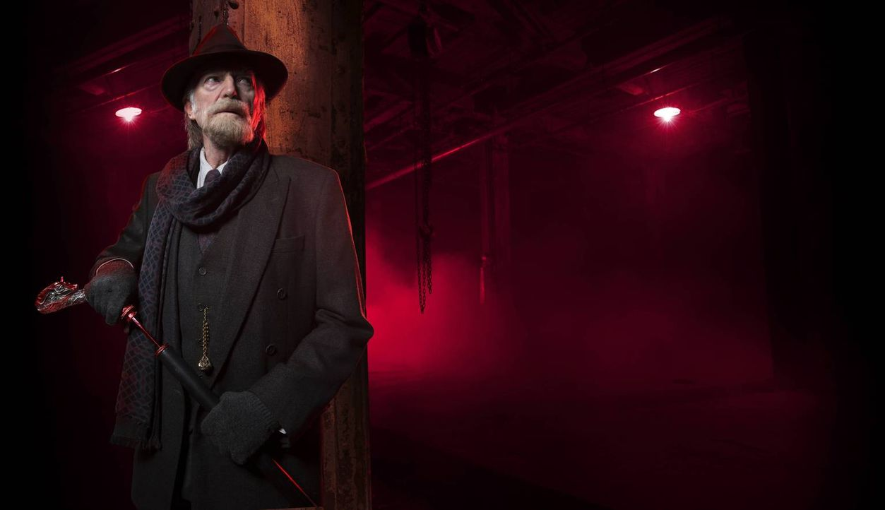 (2. Staffel) - Gibt nicht auf, bis er einen Weg gefunden hat, um die Vampire auszulöschen: Abraham Setrakian (David Bradley) ... - Bildquelle: 2015 Fox and its related entities. All rights reserved.