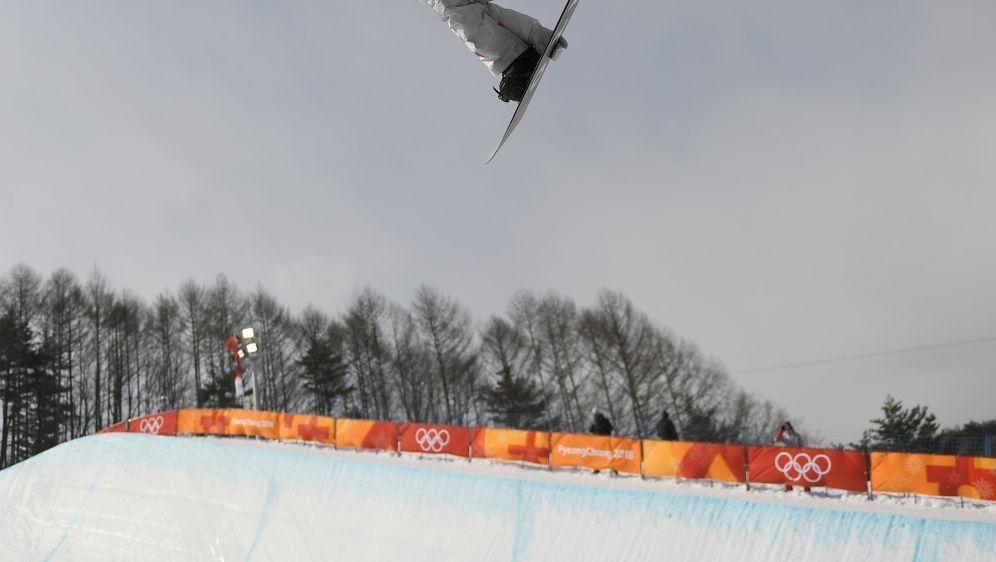 Halfpipe: Dritter Olympiasieg für Shaun White - Bildquelle: AFPSIDLOIC VENANCE