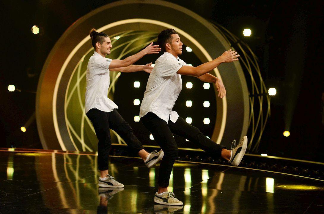 Got-To-Dance-Simi-und-Sai-Sai01-SAT1-ProSieben-Willi-Weber - Bildquelle: SAT.1/ProSieben/Willi Weber
