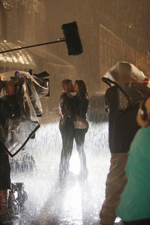 Under The Dome - Behind The Scenes - Bild vom Set der Serie2 - Bildquelle: CBS Television