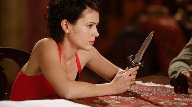 Phoebe (Alyssa Milano) lässt sich nicht von ihrer Spur abbringen  .... © Para...