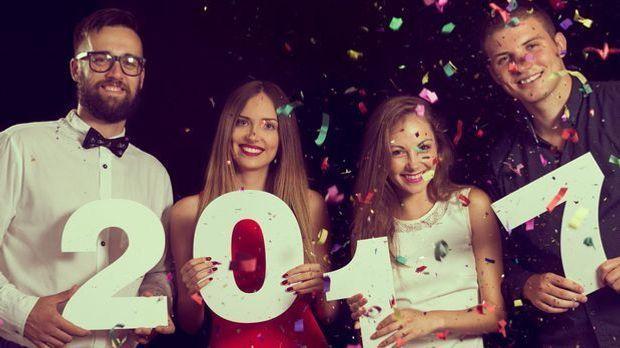 Silvester-Ideen: Party mit Freunden