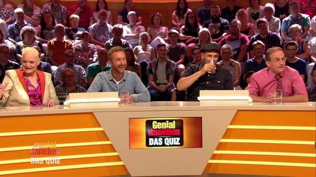 Genial Daneben - Das Quiz - Genial Daneben - Das Quiz - Die Kandidaten Geben In Dieser Sendung Alles
