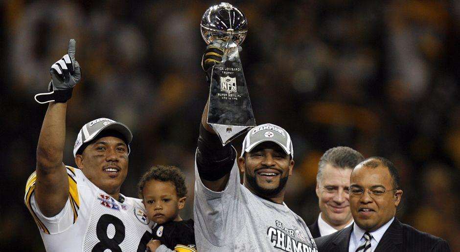 Saison 2005: Pittsburgh Steelers - Bildquelle: Getty Images